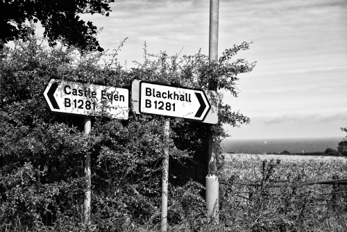The Road to Blackhall