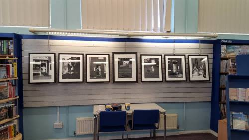 Blackhall Library Exhibition